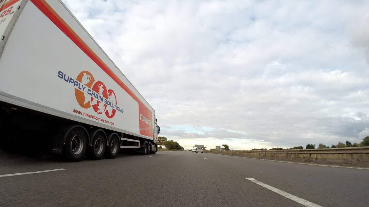 Snelle stijging van criminaliteit tegen het vrachtvervoer
