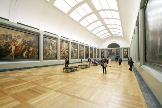 'Niet alle schilderijen van Kunsthalroof verbrand'