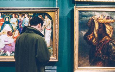 Het beveiligen van kunstcollecties